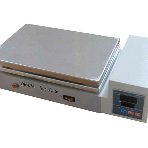 Plancha calefactora DB con termostato