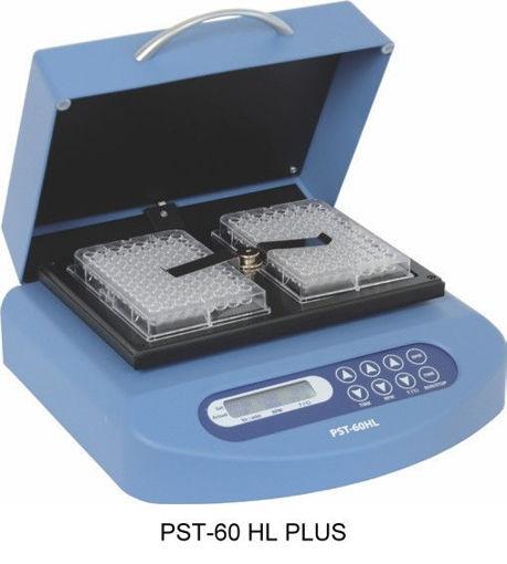 Agitador con Incubadora para microplacas PST-60 HL