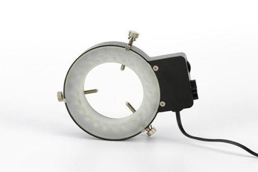 Iluminador Epi por Led para Microscopios Estereoscopicos, con regulación