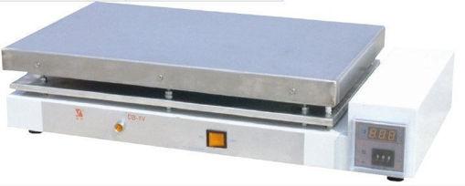 Plancha calefactora digital DB-4A Placa 300 x 400mm. Temp 299°C