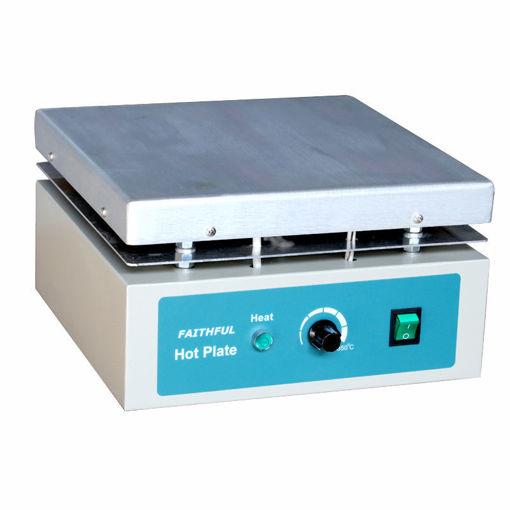 Plancha calefactora 320°C 300 x 300mm
