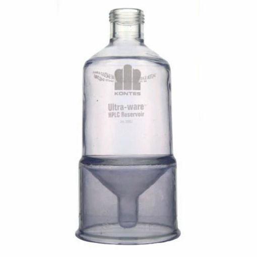 Frasco Reservorio x 1000 ml para HPLC