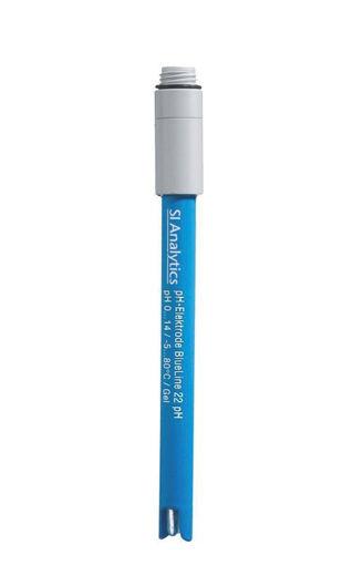 Electrodo 23PH combinado electrolito GEL con cable y ficha DIN
