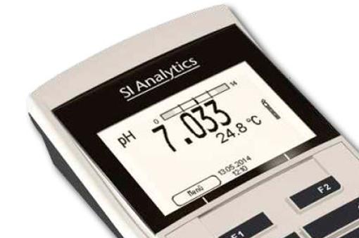 pHmetro portátil HANDYLAB 100/14PH