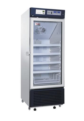 Refrigerador Farmacéutico Vertical con puerta de vidrio 290 lts