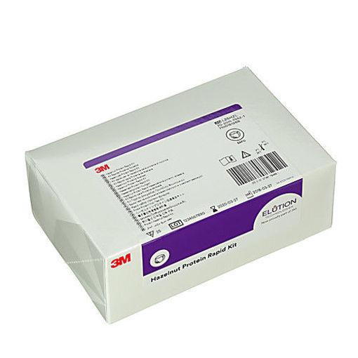 3M™ Hazelnut Protein Rapid Kit x 25u.