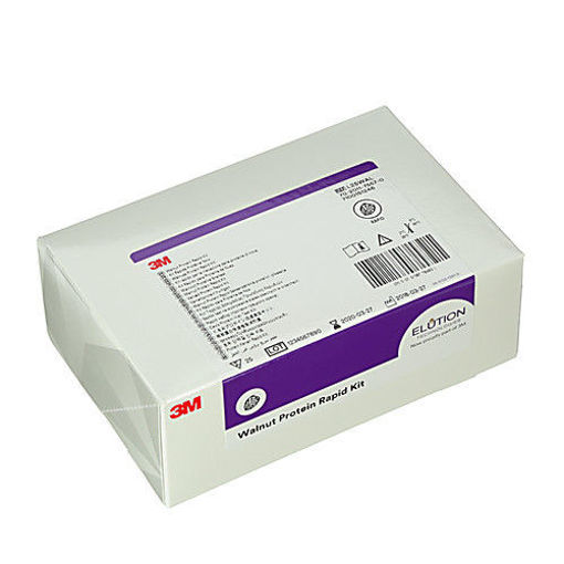3M™ Walnut Protein Rapid Kit x 25u.