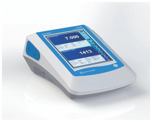 Phmetro/ conductímetro/ resistivímetro  XL200