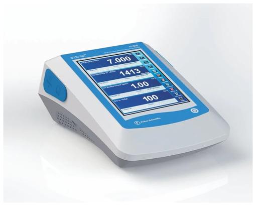 Medidor Multiparamétrico ph/conductividad/resistividad/ión selectivo/oxígeno disuelto XL600