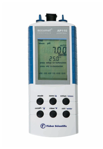 Phmetro portátil AP110