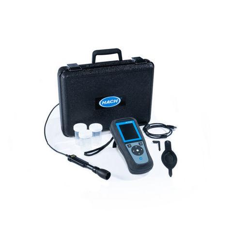 Medidor multiparamétrico HQ2100 pH/ORP/EC/TDS/DO + sonda LDO10101