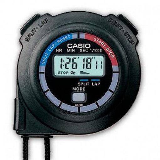 Calibración de cronómetros y equipos de tiempo