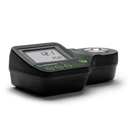 Refractómetro MA885 Digital Brix / ° Oechsle (° Oe) / ° KMW (° Babo)