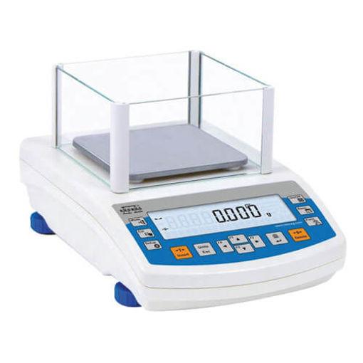 Balanza de precisión PS360.R1 360g/1mg Calibración Externa