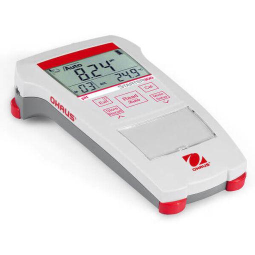 Medidor de pH ST300 + Set IP54 (clip, correa y baterias)