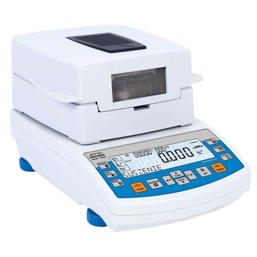 Analizador de humedad 50gr. / 1mg MA 50.R.WH