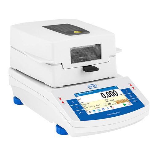 Analizador de humedad 210 gr. /  1mg MA 210.X2.A