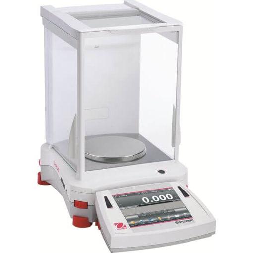 Balanzas de precisión Explorer 1100gr / 0.001gr con calibración interna